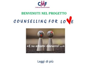 Counselling for Love anche per sito